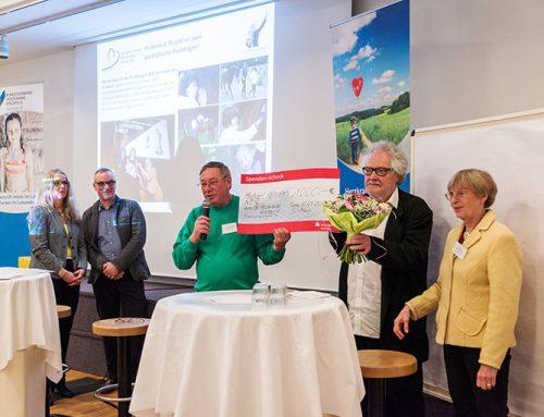 """Die Gewinner des BVHK-Journalistenpreis """"Herzkrank geboren– ein lebenslanger Weg"""""""