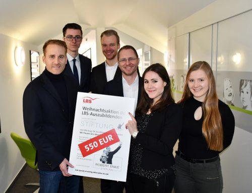 Robert-Enke-Stiftung freut sich über Spendenaktionen