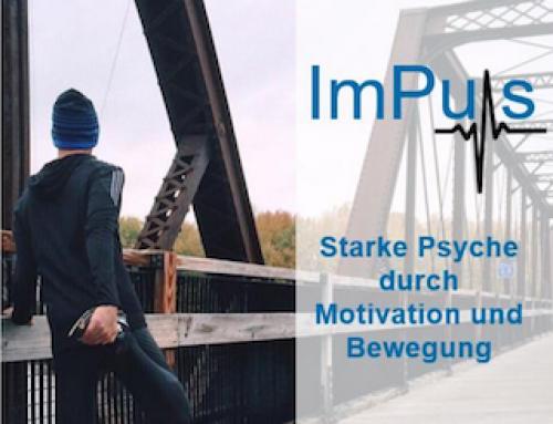 """Projektförderung: """"ImPuls – Starke Psyche durch Motivation und Bewegung"""""""