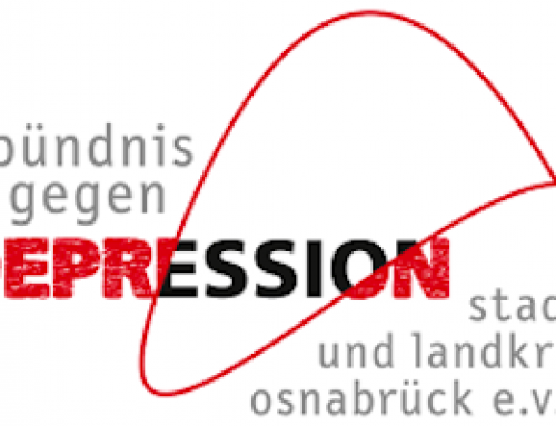"""Projektförderung: """"Bündnis gegen Depression"""" für Stadt und Landkreis Osnabrück"""