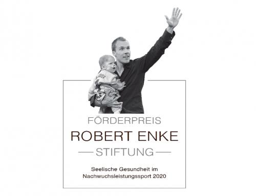 Förderpreis Robert-Enke-Stiftung: Seelische Gesundheit im Nachwuchsleistungssport 2020