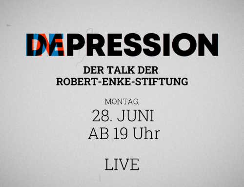 Robert-Enke-Stiftung startet neues Talk-Format